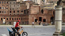 Lo smart working sta cambiando Roma (di T. Di