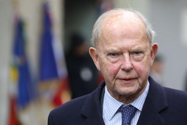 Antoine Rufenacht est mort à 81 ans, annonce