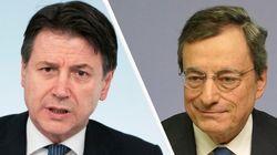 Conte allontana Draghi dai palazzi romani (di G. Del
