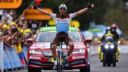 Peters signe la 2e victoire française sur le Tour, Pinot perd tout