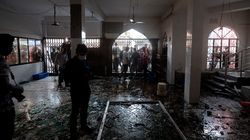 Gas Explosion At Mosque Kills At Least 16 In