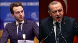 Il presidente Cedu accetta il premio ma bacchetta Erdogan: