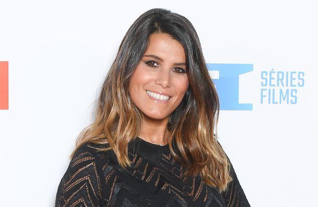 Karine Ferri, ici en septembre 2019 au Palais de Tokyo à Paris, a rendu un hommage émouvant...