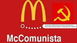 O boicote de bolsonaristas ao McDonald's é a preocupacão número 1 da internet