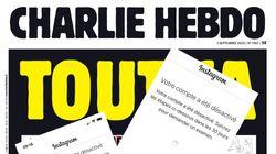 Des membres de «Charlie Hebdo» privées d'Instagram, le réseau social plaide