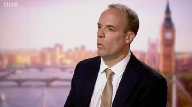 Working From Home Damaging The Economy, Says Dominic Raab
