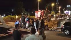 Σοβαρό τροχαίο με δύο 16χρονους στη Λάρισα - Τους παρέσυραν αυτοκίνητα που