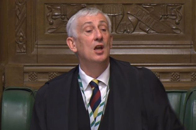 Test MPs Every Day For Coronavirus, Says Commons Speaker