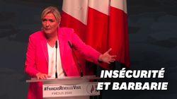 Pour Marine Le Pen,