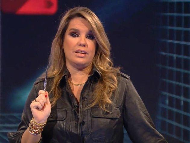 Carmen Porter, presentadora de 'Cuarto