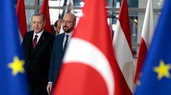 Τηλεφώνημα-προειδοποίηση Σαρλ Μισέλ προς Ερντογάν: Η ΕΕ είναι σε πλήρη αλληλεγγύη με την Ελλάδα και την