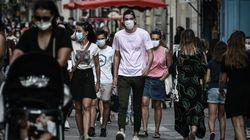 Le taux de positivité des tests du coronavirus en France continue