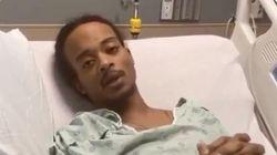 警察官に背中を7発以上撃たれたジェイコブ・ブレイク氏「人生が一瞬で変わってしまった」【ケノーシャ黒人銃撃】