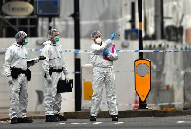 Birmingham Stabbings: Major Manhunt Underway As Murder Suspect Still At Large