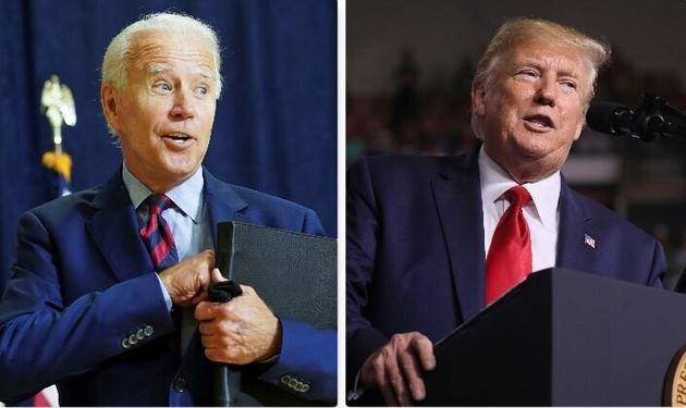 Joe Biden - Donald