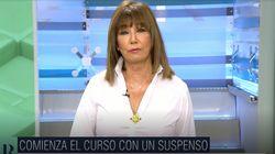 Ana Rosa Quintana, sin piedad contra un líder político: