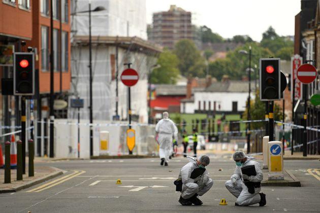 Un homme de 27 ans arrêté après les agressions au couteau à Birmingham (Photo...