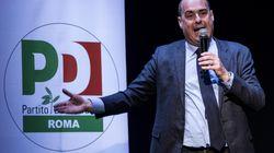 Nicola Zingaretti alla Direzione Pd: