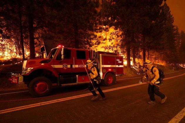 ΗΠΑ: Από πάρτι αποκάλυψης φύλου ξεκίνησε η τεράστια πυρκαγιά στην