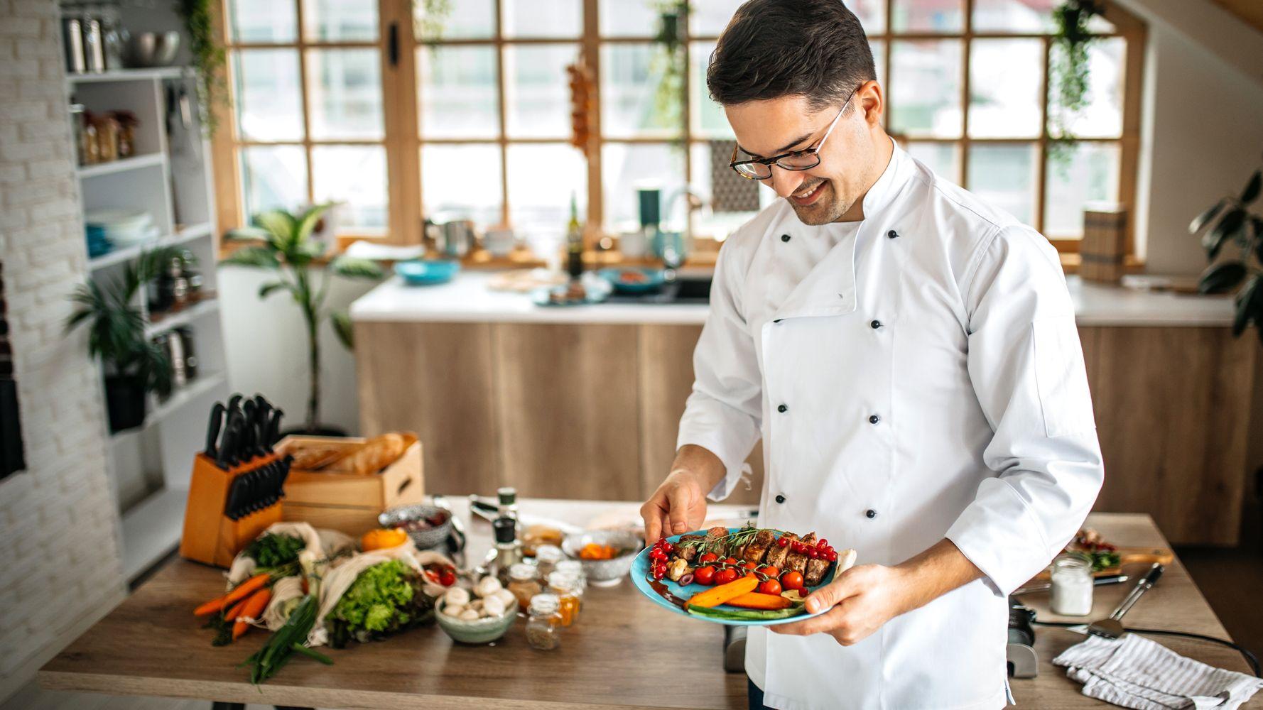 La Cucina Stellata S Impara Da Casa Le Nuove Esperienze Online Di Airbnb Huffpost Italia Life