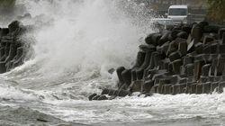 El tifón Haishen obliga a evacuar a casi dos millones de habitantes en el sur de