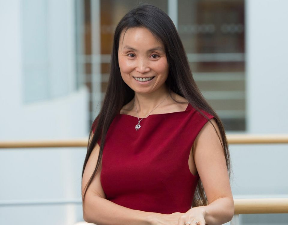 YingFei Heliot, a lecturer in organisational behaviour at Surrey Business
