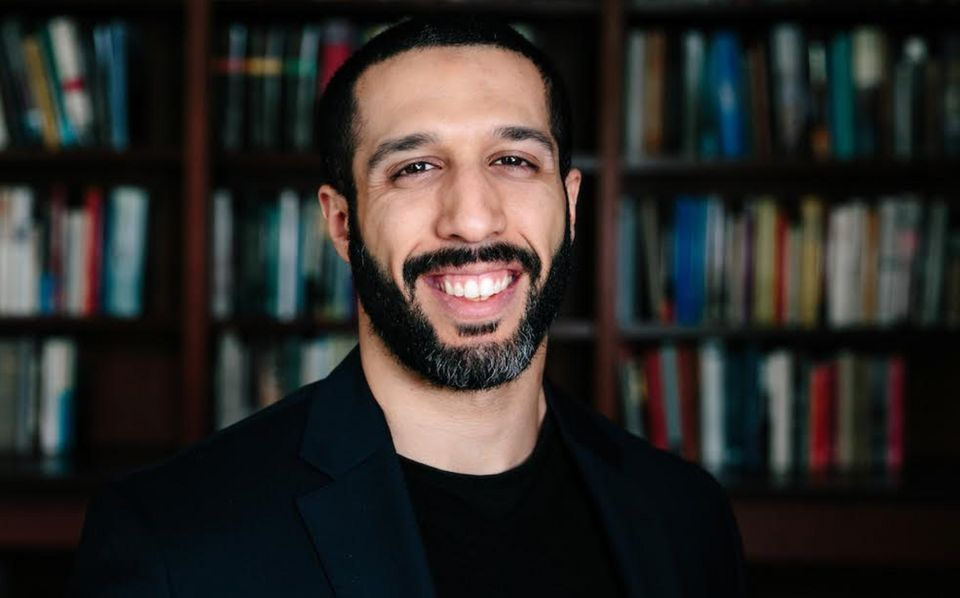 Dr Tarek Younis, researcher and psychologist at Middlesex University, who researches