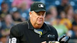 Umpire Joe West Says He'll Vote For Trump While Explaining Game