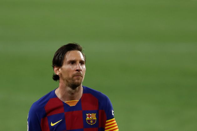 La imagen más esperada de Messi tras su