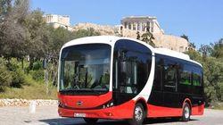 Κυκλοφορεί, πιλοτικά στην Αθήνα το πρώτο ηλεκτρικό