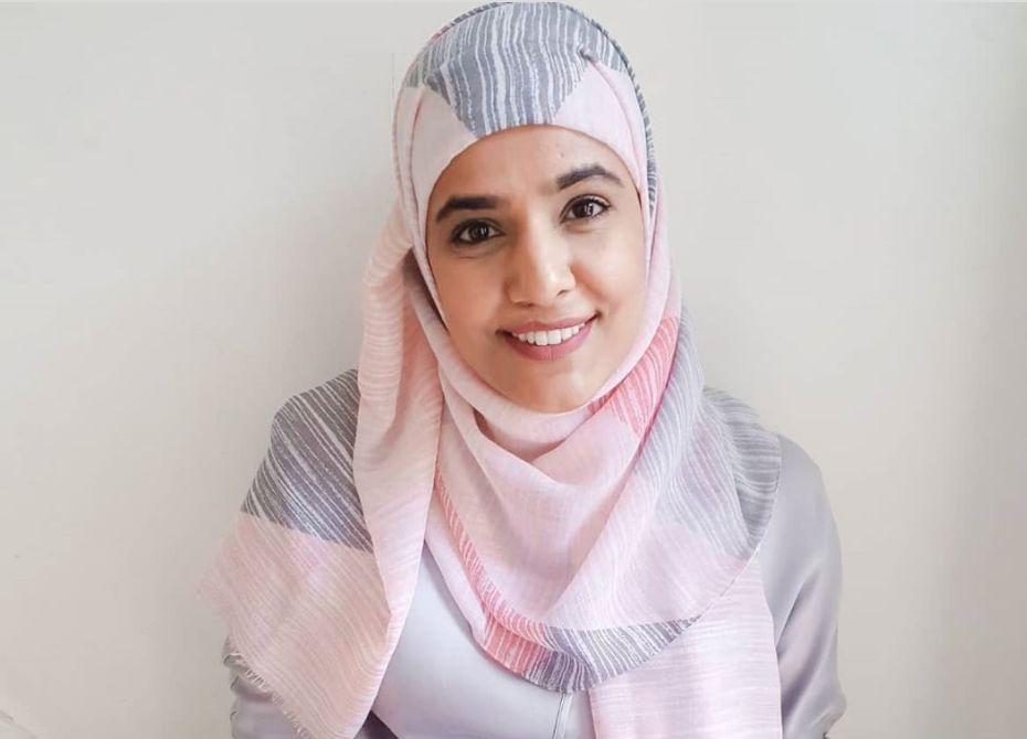 Kiran Rahim, 34, a paediatric registrar