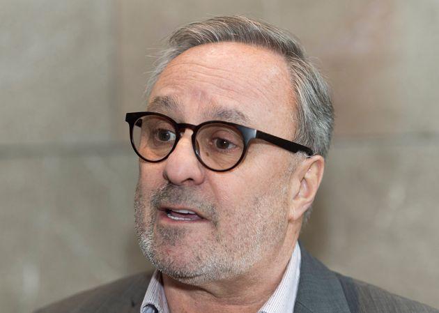 Le président de la FTQ, Daniel Boyer. (photo
