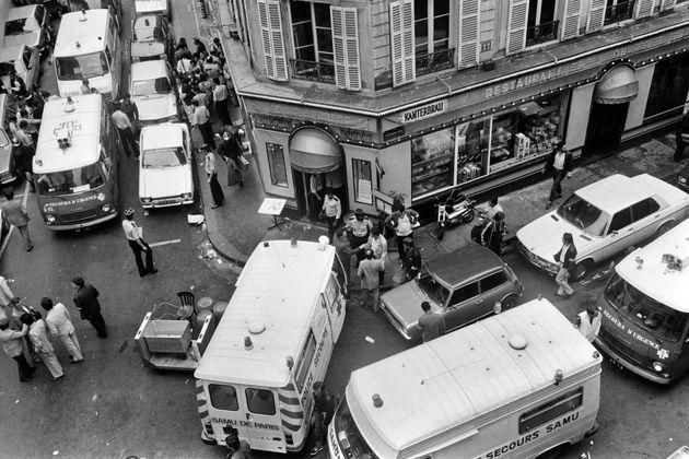 L'accord secret après l'attentat de la rue des Rosiers qui expliquerait l'absence de procès (photo août