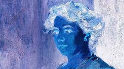 Diana Larrea, la artista que comparte exposición con otras cien que la