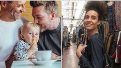 LGBTQの写真に変化。子育てするゲイカップルがトップ10入りも。背景にあるのは…
