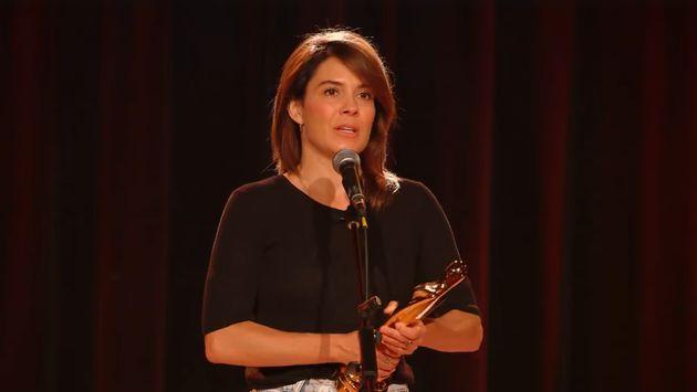 Prix Artis 2020: la boucle est bouclée pour Julie