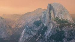 Iconic Yosemite Landmarks Look Absolutely Apocalyptic As Bushfires