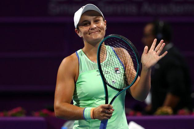 La championne 2019 de Roland-Garros, Ashleigh Barty, renonce cette année par crainte du coronavirus...