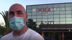 L'allenatore di MMA: