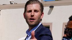 Eric Trump's 'Awkward' Labor Day Attack On Biden