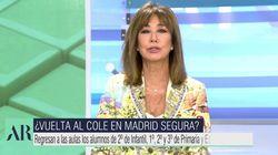 Ana Rosa Quintana pone fin a los rumores y da su verdadera opinión sobre Pablo