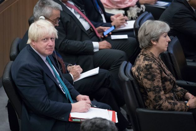 Boris Johnsons Brexit Deal Plan Breaks The Law, Minister Admits