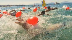 Ο Αυθεντικός Μαραθώνιος Κολύμβησης αναβίωσε 2.500 χρόνια μετά στο