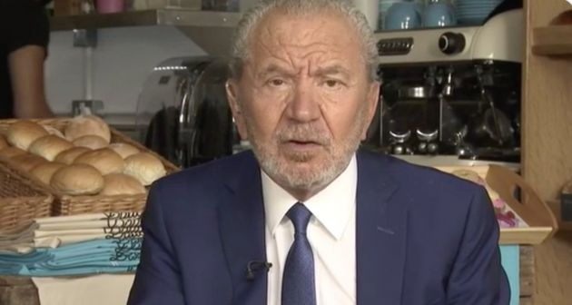 Alan Sugar has come under fire over his comments about people working from home
