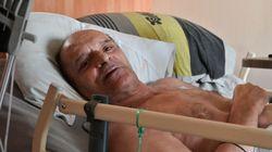 Alain Cocq hospitalisé après 4 jours sans