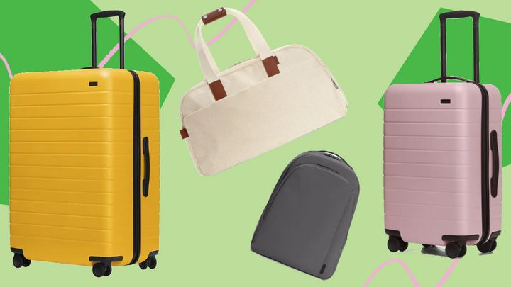For the first time ever, cult-favorite luggage brand Away is offering up to half off suitcases, weekender bags and travel accessories.