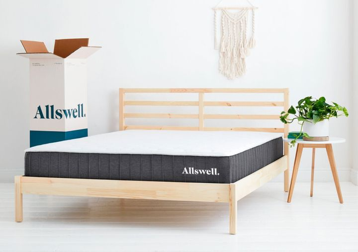 """Over more than 2,000 reviews, Allswell's most affordable mattress has a4.5-star rating, which our shopping editors consider a """"rave."""""""
