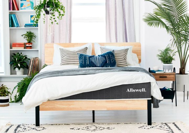"""Does """"The Allswell"""" mattress live up to the hype? Our tired-out writer thinks so."""