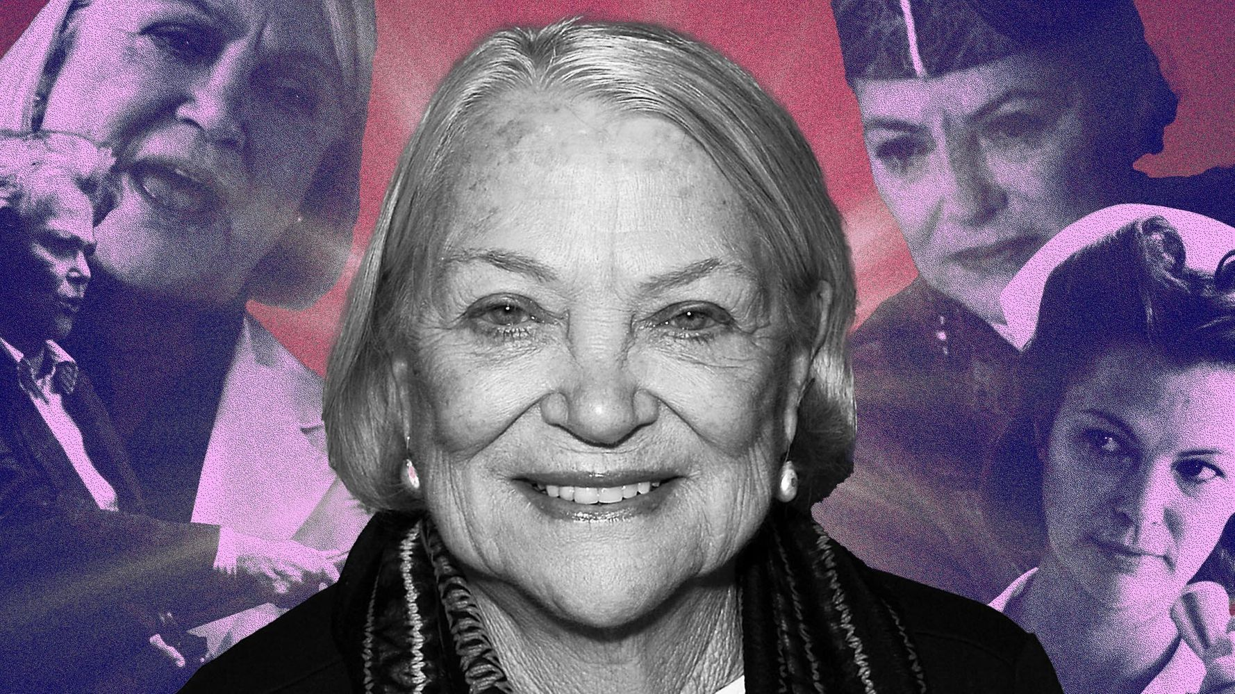 Louise Fletcher Survived The Cuckoo's Nest Of Hollywood