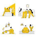 Pessoas introvertidas e extrovertidas lidam de maneiras diferentes com a
